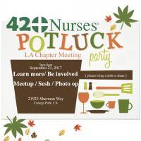 LA Chapter Potluck /Chapter Meeting