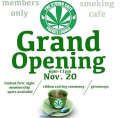 Smoking Cafe 420Nurse Volunteers Los Angeles