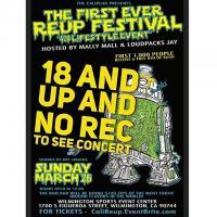 Cali Plug THE REP FESTIVAL!